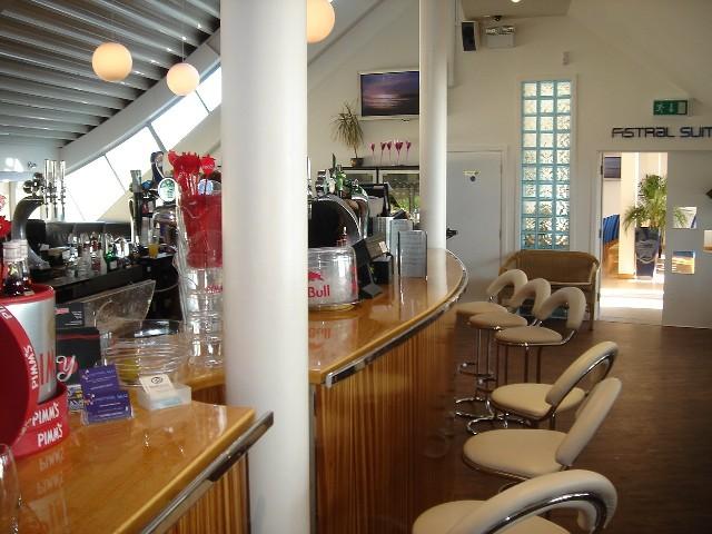 Nice bar, do you serve surfers?