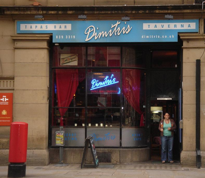 Dimitris from Deansgate