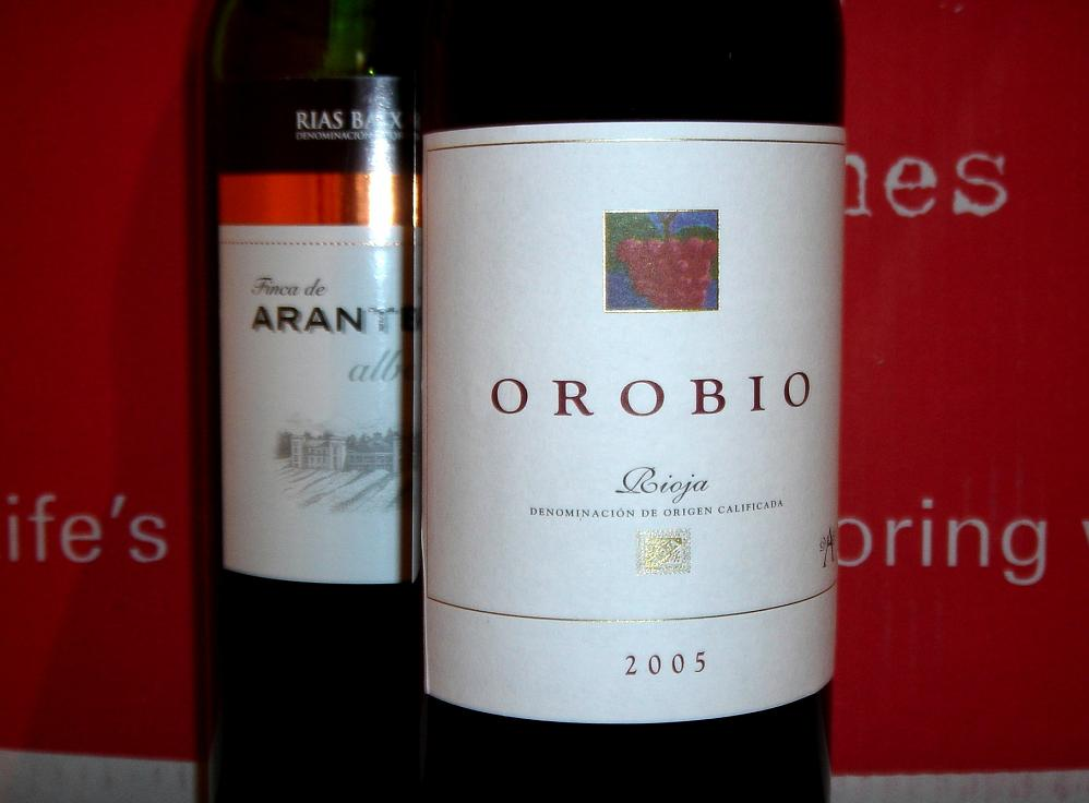 Artadi Orobio - young style or greedy winemakers?