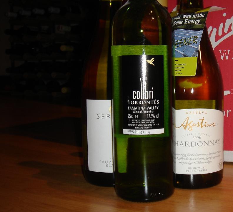 Colibri - diversified from cigarette lighters into wine….for some reason