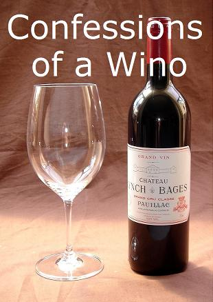 Confessions of a Wino