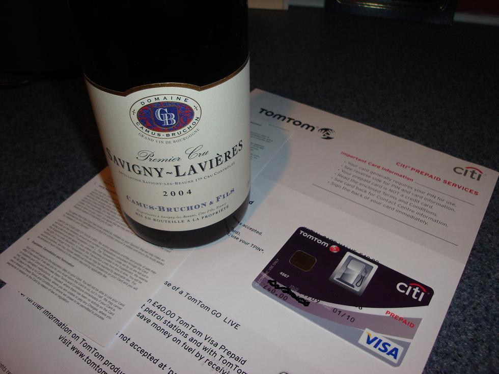 Savigny and a marketing lesson...for some reason