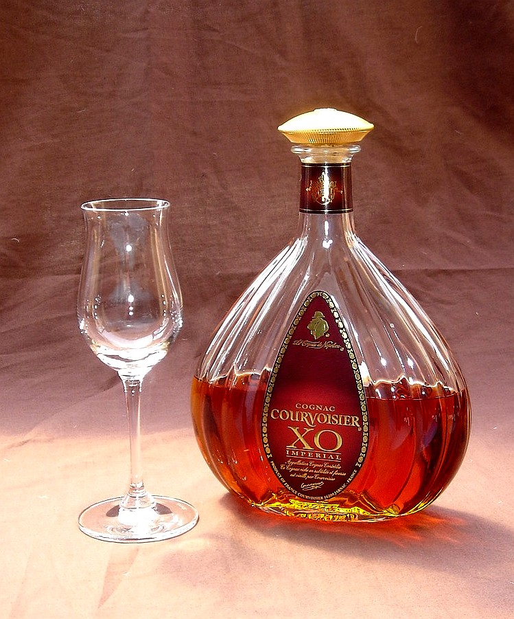 Cognac and most other grape based spirits