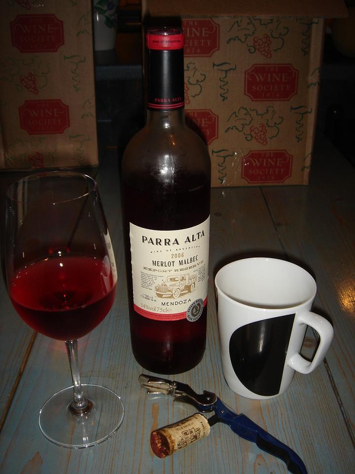 Parra Alta next to a 19p Ikea mug….for some reason.
