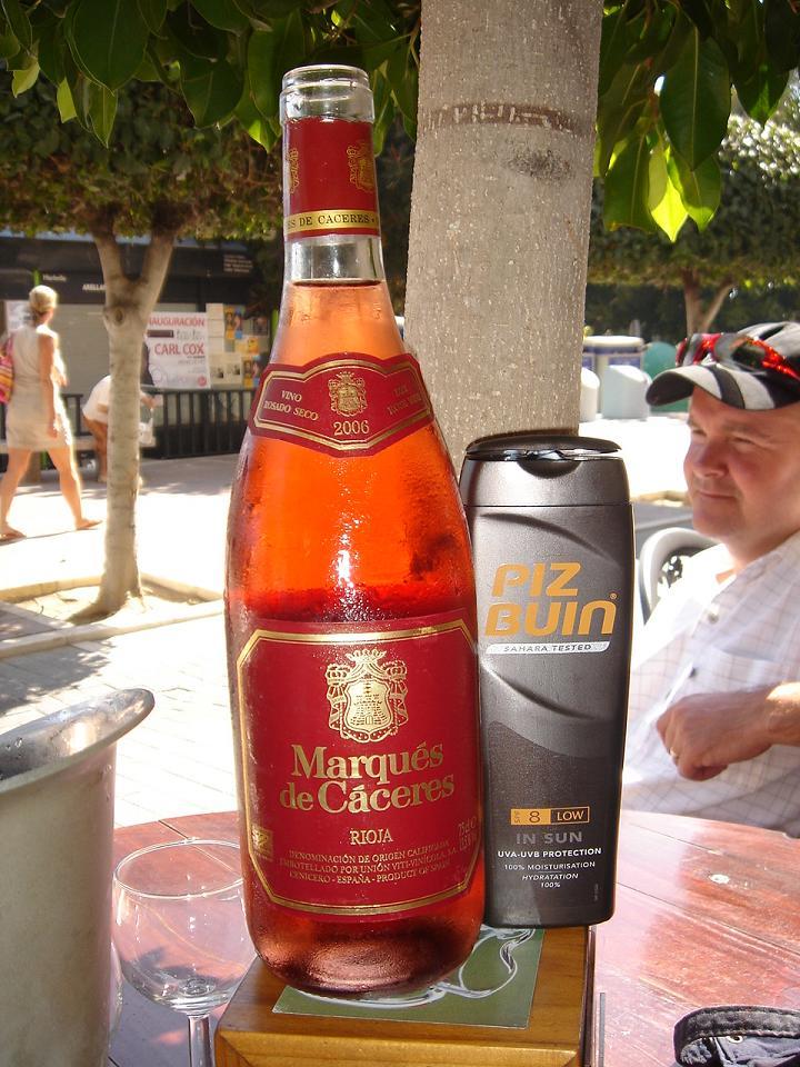 Marqués de Cáceres - Rosé from Rioja mmmmm