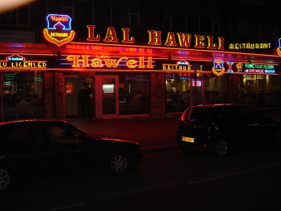 Lal Haweli - filled my belly