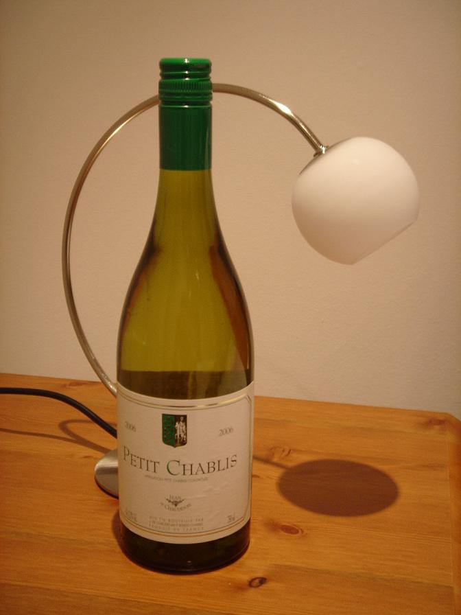Petit Chablis - seen the light?