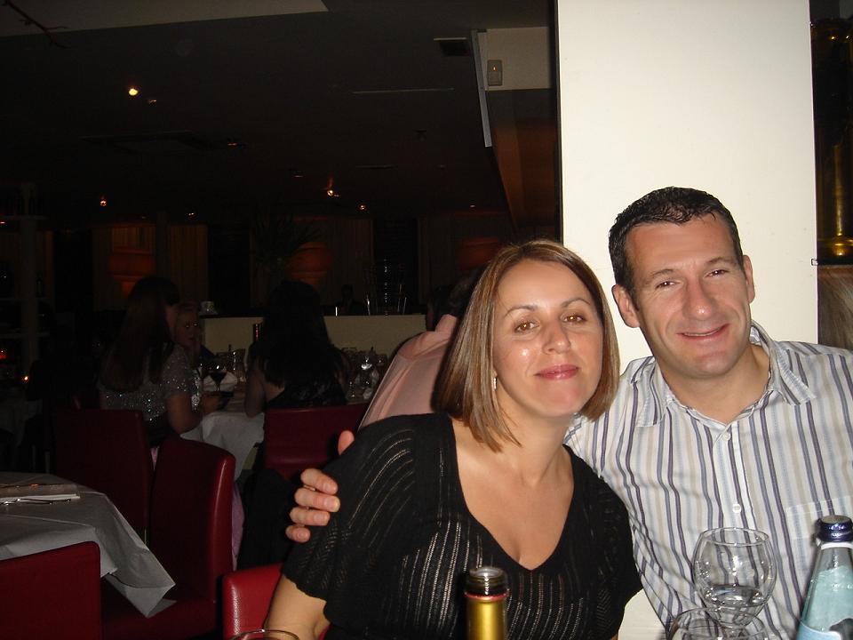 Jeffo and Michele seemed to enjoy it