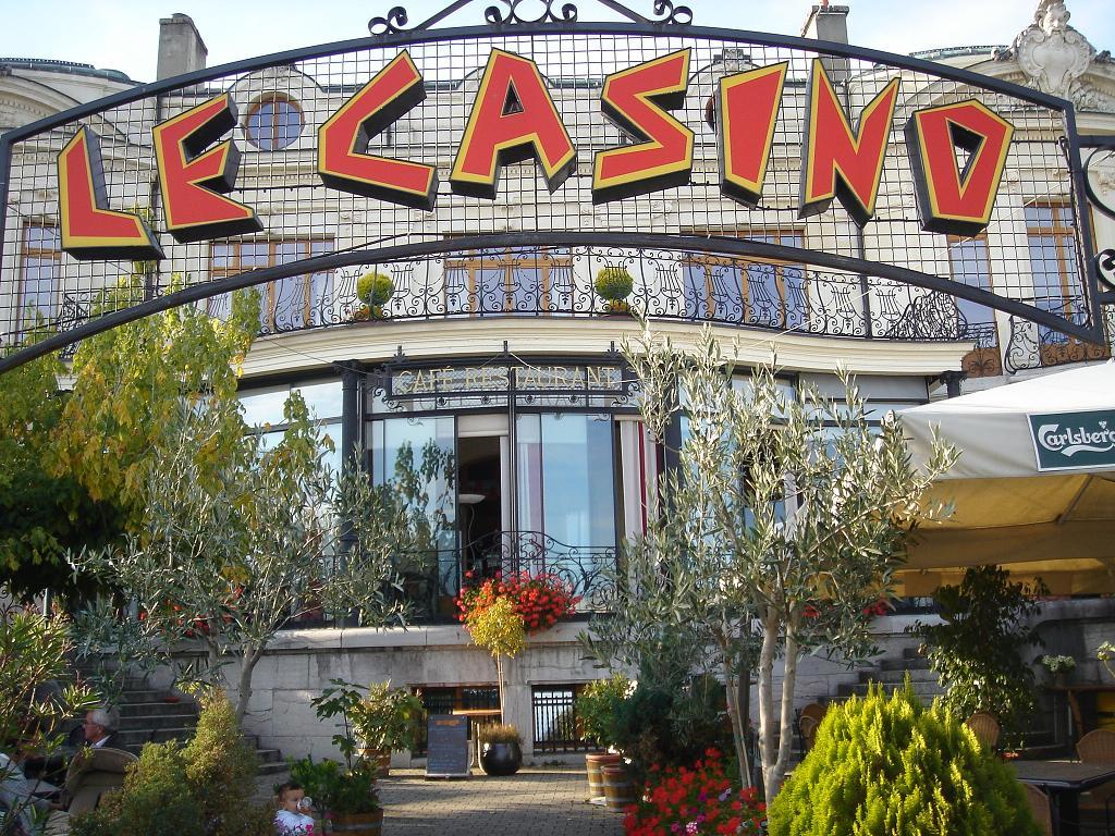 Casino…but no gambling