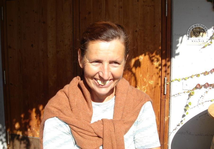 Marie-Bernard Gillioz - charming