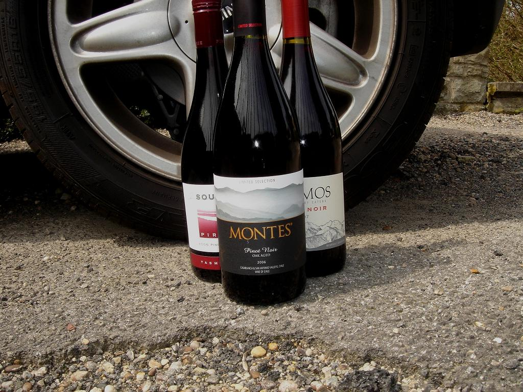 Montes Python Pinot Noir?