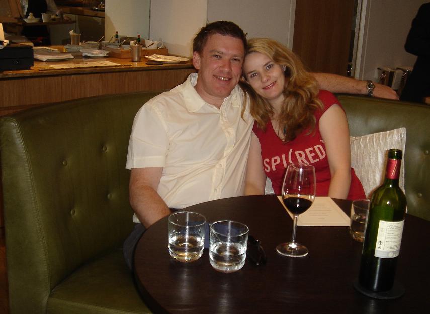 Mr and Mrs wino