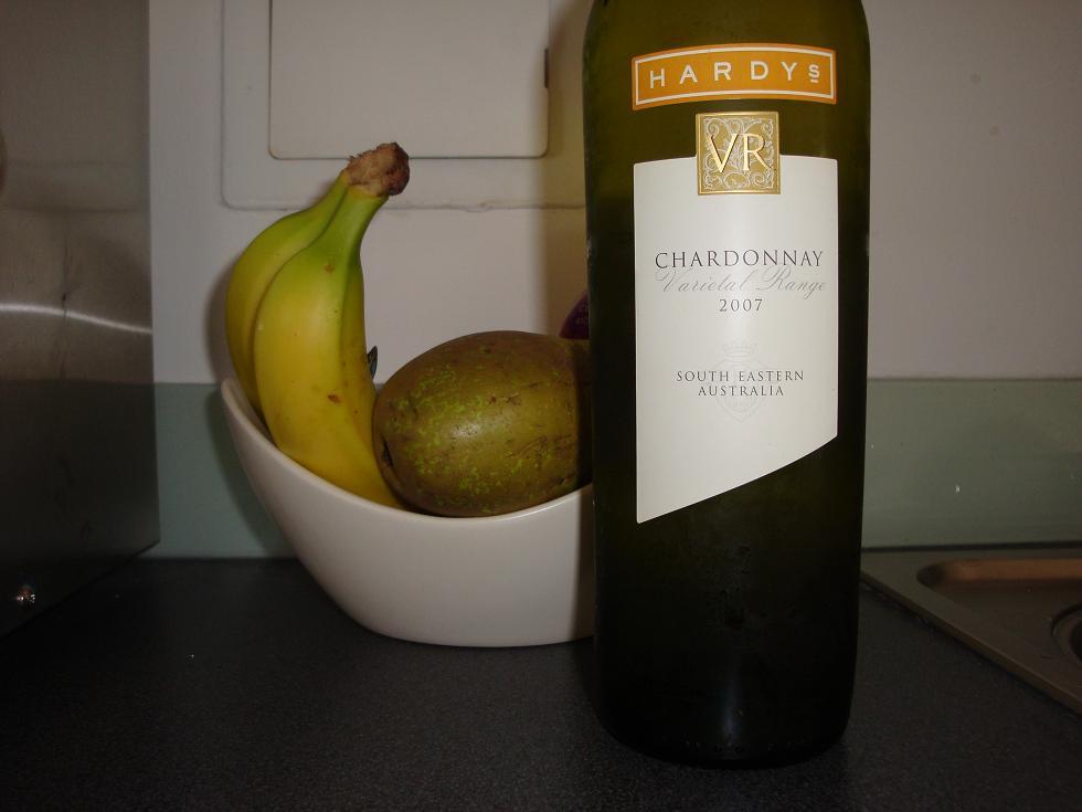 Hardly Chardonnay...