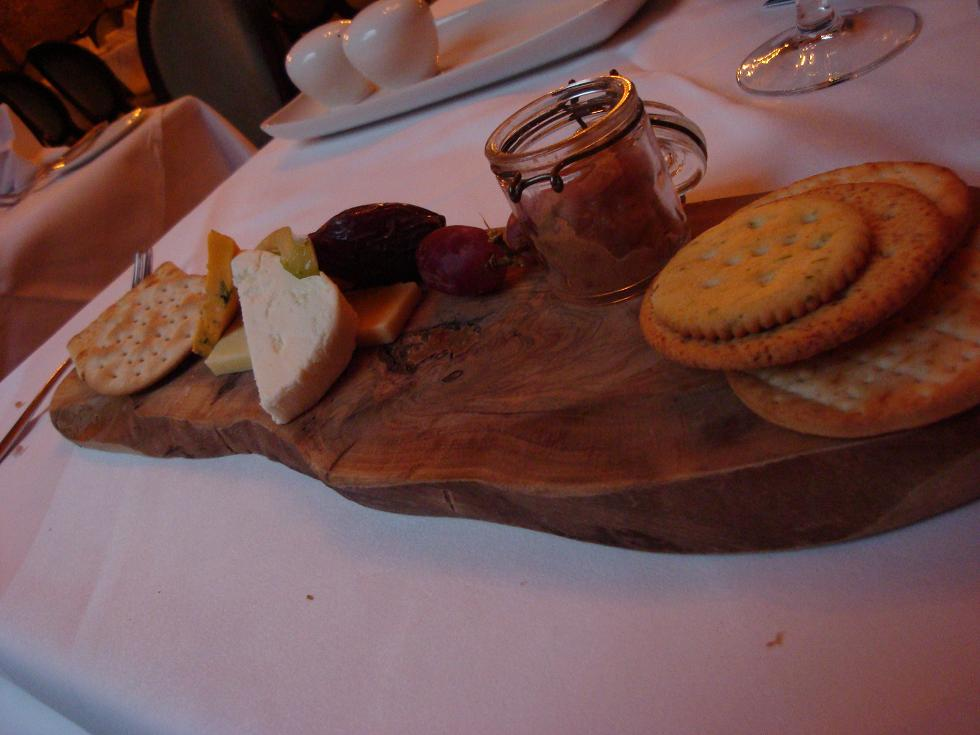 Feel oaky - human league of cheese boards