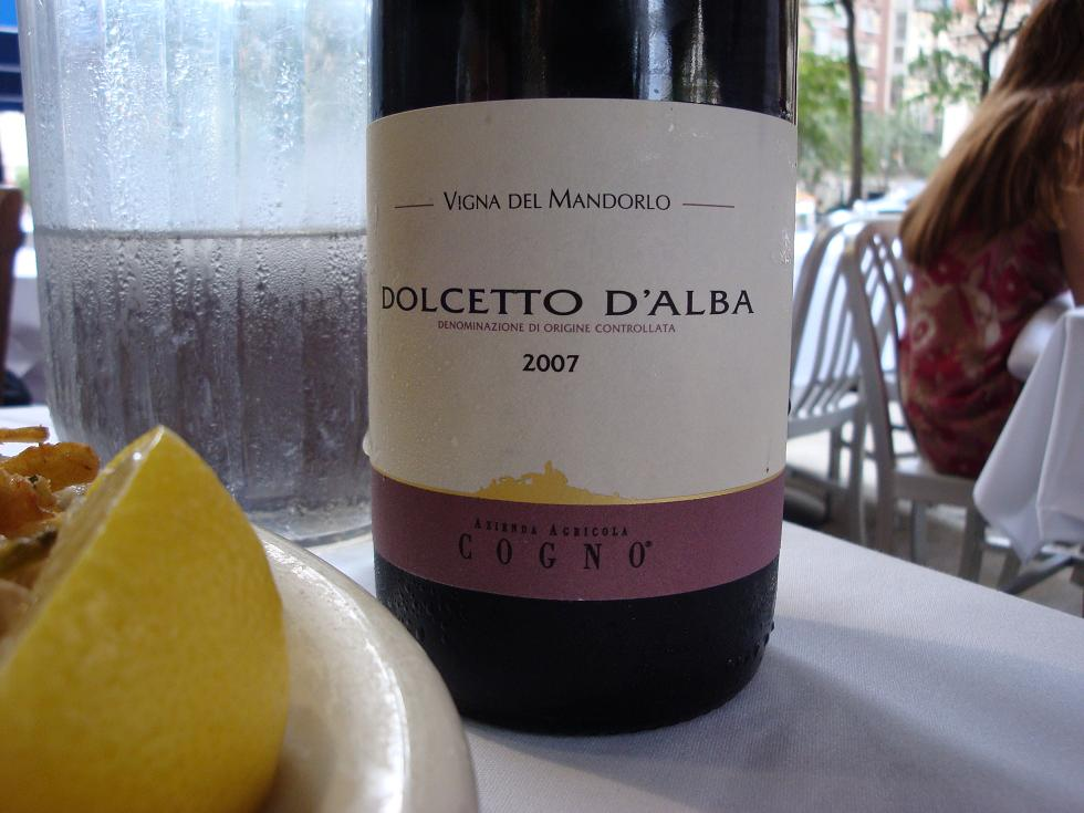 Cool Dolcetto