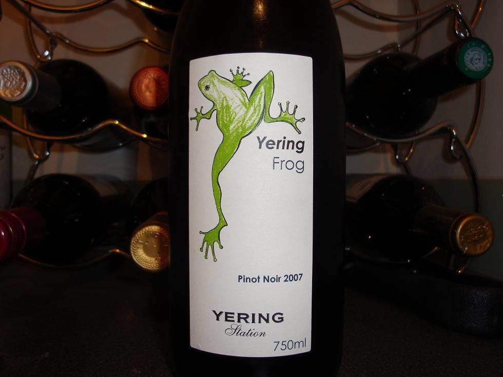 Hotdog, Yering Frog, Albuquerque?