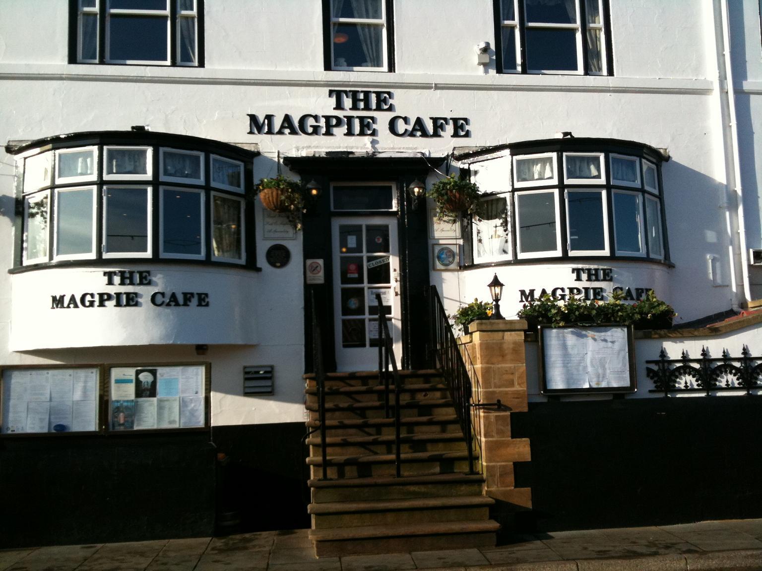 Magpie Café, Whitby