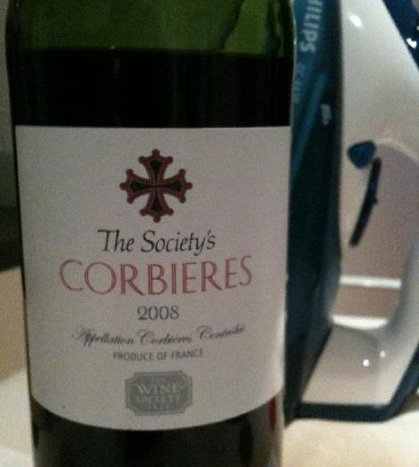 Wine Society Corbieres 2008
