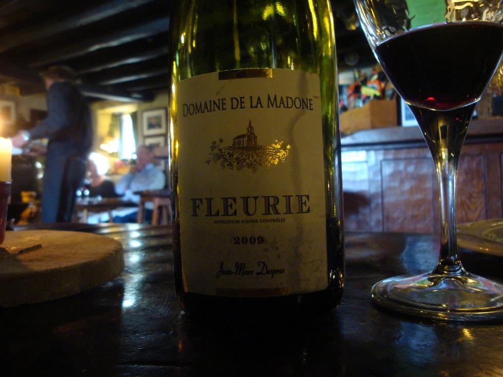 Fleurie, Domaine de la Madone 2009